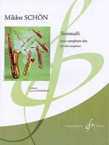 SCHON M. TOROMALLI SAXO MIB SOLO