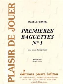 LEFEBVRE D. PREMIERES BAGUETTES N°1 CAISSE CLAIRE