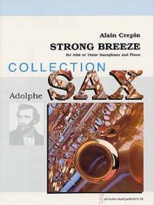 CREPIN A. STRONG BREEZE SAXO MIB