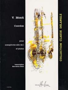 MONTI V. CSARDAS SAXO MIB