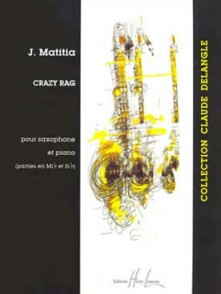 MATITIA J. CRAZY RAG SAXO MIB