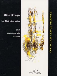 SAMYN G. LE CLUB DES NOTES SAXO MIB