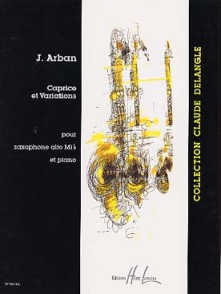ARBAN J. CAPRICE ET VARIATIONS SAXO MIB