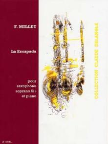 MILLET F. LA ESCAPADA SAXO SIB