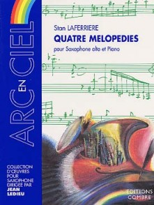 LAFERRIERE S. MELOPEES SAXO MIB