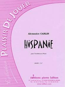 CARLIN A. HISPANIE TROMBONE