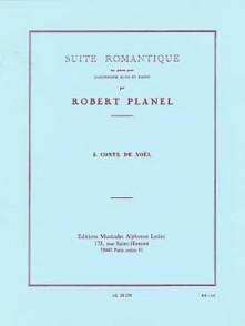 PLANEL R. SUITE ROMANTIQUE N°5 SAXO MIB