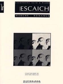 ESCAICH T. MARCHE - ROMANCE SAXO MIB