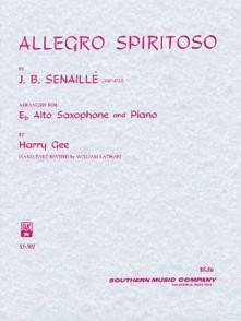 SENAILLE J.B. ALLEGRO SPIRITO SAXO MIB
