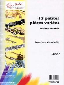 NAULAIS J. PETITES PIECES VARIEES SAXO MIB