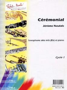 NAULAIS J. CEREMONIAL SAXO MIB
