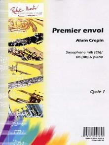 CREPIN A. PREMIER ENVOL SAXO MIB OU SIB