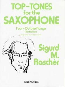 RASCHER S.M. TOP-TONES SAXO