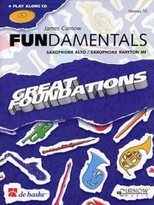 CURNOW J. FUNDAMENTALS  SAXO SIB