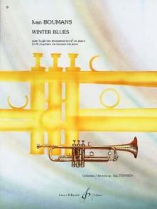 BOUMANS I. WINTER BLUES TROMPETTE