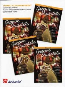 LOCHS B. GROOVE QUARTETS ACCOMPAGNEMENT PIANO