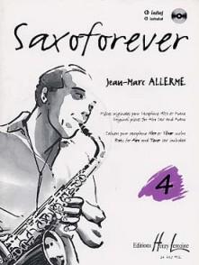 ALLERME J.M. SAXOFOREVER VOL 4