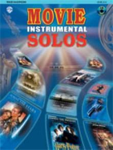MOVIE INSTRUMENTAL SOLOS SAXO TENOR