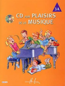 PLAISIRS DE LA MUSIQUE VOL 3A PIANO