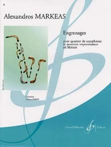 MARKEAS A. ENGRENAGES SAXOPHONES