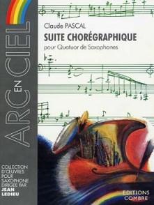 PASCAL C. SUITE CHOREGRAPHIQUE SAXOS