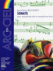 BEUGNIOT J.P.  SONATE SAXOPHONES