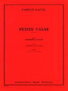 KASTEL F. PETITE VALSE TROMBONE