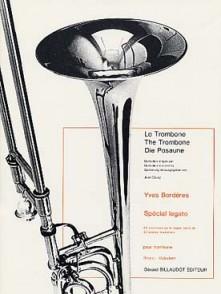 BORDERES Y. SPECIAL LEGATO TROMBONE TENOR