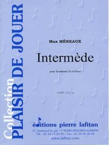 MEREAUX M. INTERMEDE TROMBONE