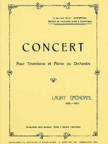 GRONDAHL L. CONCERT TROMBONE