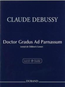 DEBUSSY C. DOCTOR GRADUS AD PARNASSUM PIANO