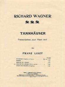 WAGNER R. ROMANCE DE L'ETOILE PIANO