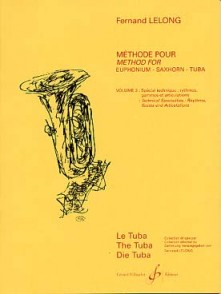 LELONG F. METHODE VOL 3 TUBA