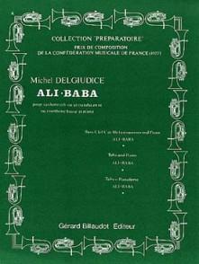 DELGIUDICE M. ALI BABA TUBA
