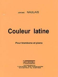 NAULAIS J. COULEUR LATINE TROMBONE