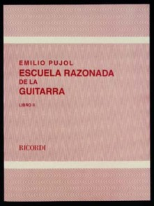 PUJOL E. ESCUELA RAZONADA DE LA GUITARRA VOL 2