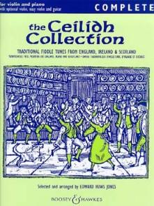 HUWS JONES E. THE CEILIDH COLLECTION VIOLON