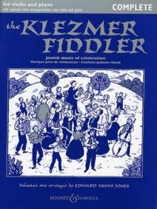 HUWS JONES E. THE KLEZMER FIDDLER VIOLON