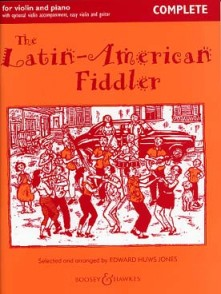 HUWS JONES E. THE LATIN AMERICAN FIDDLER VIOLON