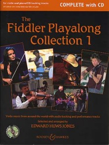 THE FIDDLER PLAYALONG COLLECTION VOL 1 VIOLON