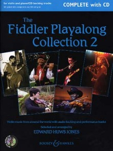 THE FIDDLER PLAYALONG COLLECTION VOL 2 VIOLON