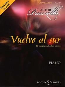 PIAZZOLLA A. VUELVO AL SUR PIANO