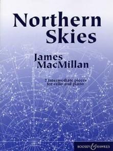 MC MILLAN J. NORTHERN SKIES VIOLONCELLE