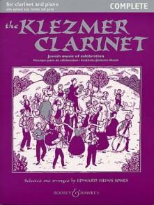 JONES E.H. THE KLEZMER CLARINETTE