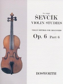 SEVCIK OPUS 6 PART 6 VIOLON