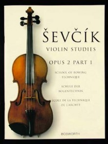 SEVCIK OPUS 2 PART 1 VIOLON