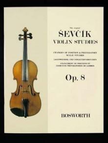 SEVCIK OPUS 8 VIOLON