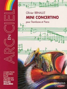 RENAULT O. MINI CONCERTINO TROMBONE