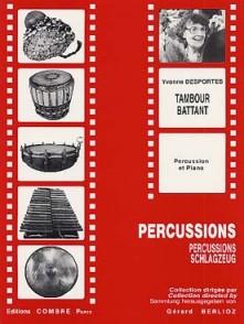 DESPORTES Y. TAMBOUR BATTANT PERCUSSION
