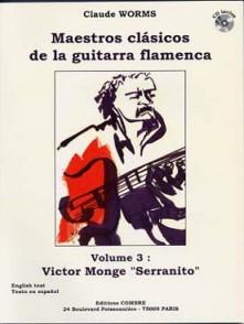 WORMS C. MAESTROS CLASICOS GUITARRA FLAMENCA 3